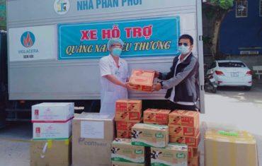 Ecom Net Tang 10000 khau trang cho Quang Nam 3